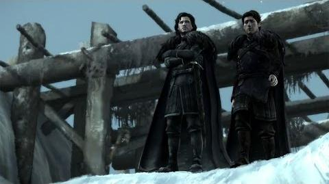 Game of Thrones Video Game Episode 2 The Lost Lords Trailer (Telltale Games) (PS4 Xbox One)
