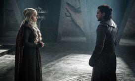 Jon meets Dany Queens Justice s7