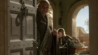 Varys meets with Lord Eddard