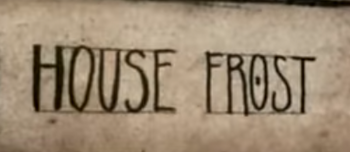 House Frost