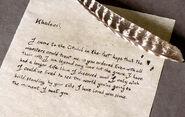 Jorah's Letter