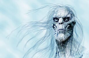 White Walker Martin Rezzard