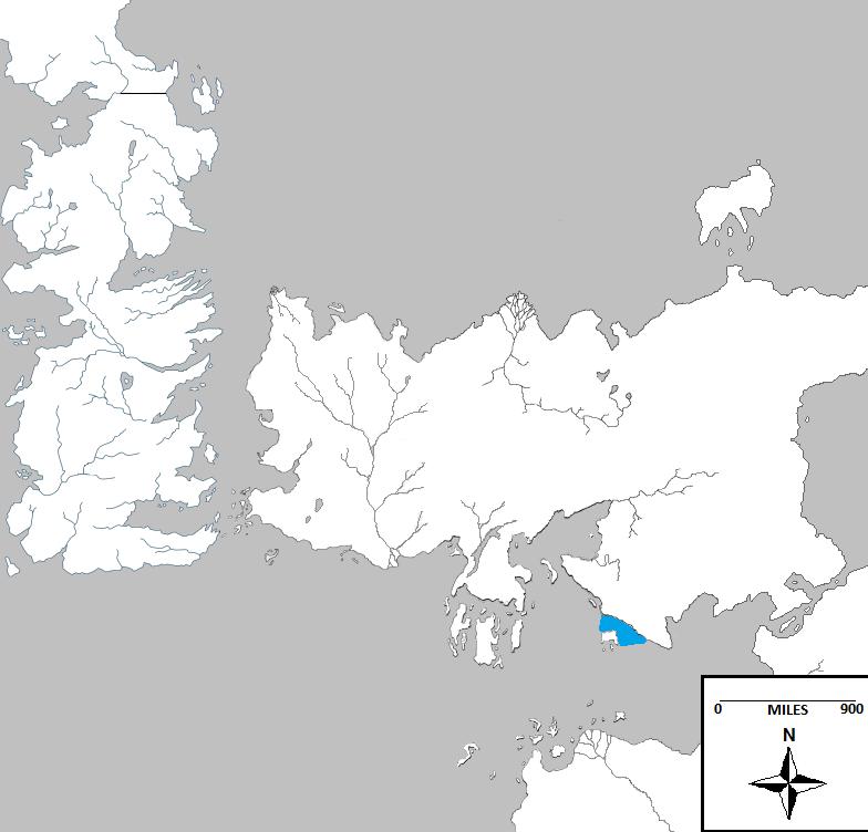 Ghiscari Strait