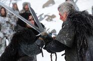 210 Jon vs. Qhorin 01