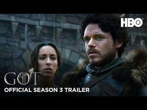 Game of Thrones - Trailer Recap da Terceira Temporada (HBO)
