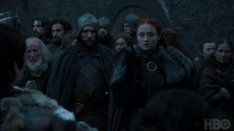 Game of Thrones Season 7 Episode 3 Clip Sansa and Bran (HBO)