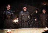 802 Sansa Jon Bran Arya