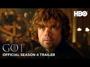 Game of Thrones - Trailer Recap da Quarta Temporada (HBO)