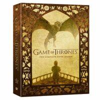 Season 5 box set DVD