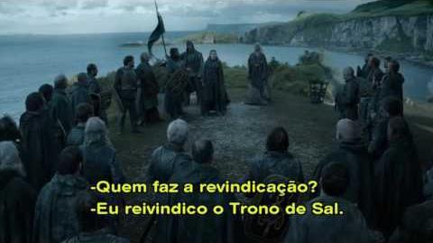 Game of Thrones S06E05 Trailer Legendado