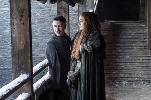 701 Sansa Stark und Petyr Baelish(2)