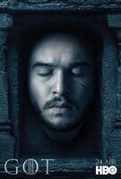 Poster S6 Jon Snow