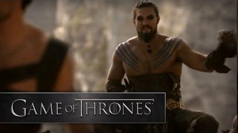 Game of Thrones Character Feature - Khal Drogo (HBO)