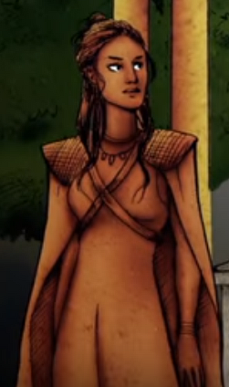 Daughter of Nymeria and Mors Martell