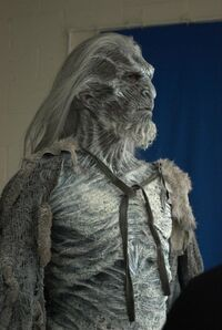 White Walker3 Creatures Inc