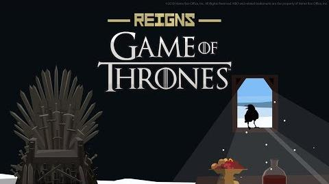Reigns Game Of Thrones - Gameplay Trailer-0