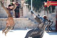408 Oberyn vs. Berg