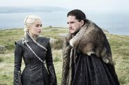 Jon Snow s7 e5