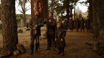 401 ZweiSchwerter Bronn Podrick Tyrion Lennister Stadtwache