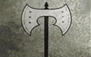 Cerwyn heraldry in episode guide