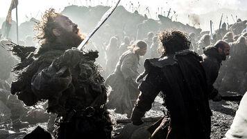 609 Tormund in der Schlacht