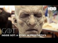 Inside Game of Thrones - A Story in Prosthetics - BTS