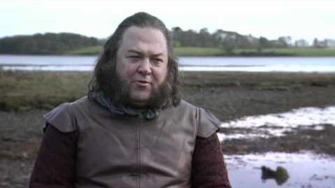 Game of Thrones Character Feature - King Robert Baratheon (HBO)