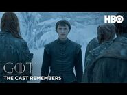 The Cast Remembers - Isaac Hempstead Wright on Playing Bran Stark