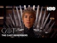 The Cast Remembers - Lena Headey on Playing Cersei Lannister