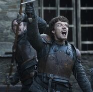 Theon & Dagmer 2x10