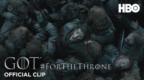 """""""Battle of the Bastards"""" ForTheThrone Red Band Clip Game of Thrones Season 6"""