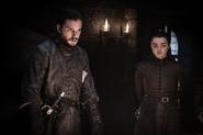 802 Jon Schnee Arya Stark