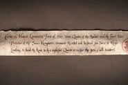 701 Cersei letter to Jon behind the scenes