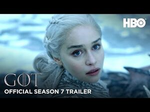 Game of Thrones - Trailer Recap da Sétima Temporada (HBO)