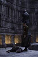 Арья Старк и Неведомый 5x09