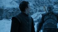 Бран Старк и Король Ночи 6x05