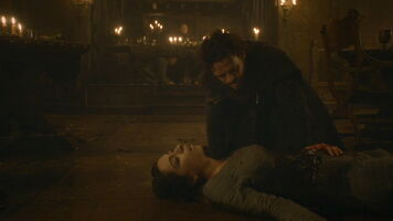 309 Robb trauert um Talisa
