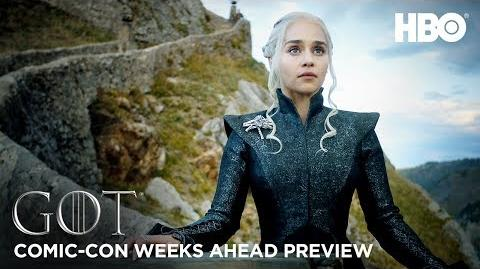Game of Thrones Season 7 Weeks Ahead Comic Con Preview (HBO)-1