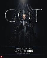 Poster S8 Brienne de Tarth