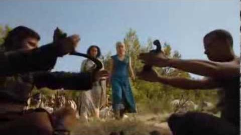 Game of Thrones Season 4 Sneak Peek 2 4x01 Two Swords