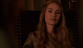 203 Cersei Lennister spricht mit Sansa