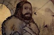 Ned during Robert's Rebellion