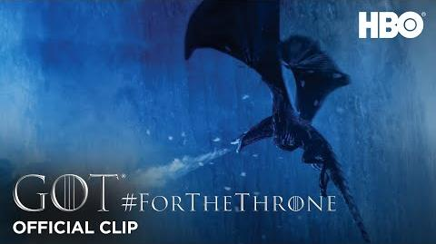 """""""Winter is here"""" ForTheThrone Clip Game of Thrones Season 7"""