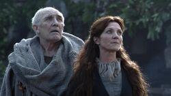 101 Catelyn Stark und Luwin