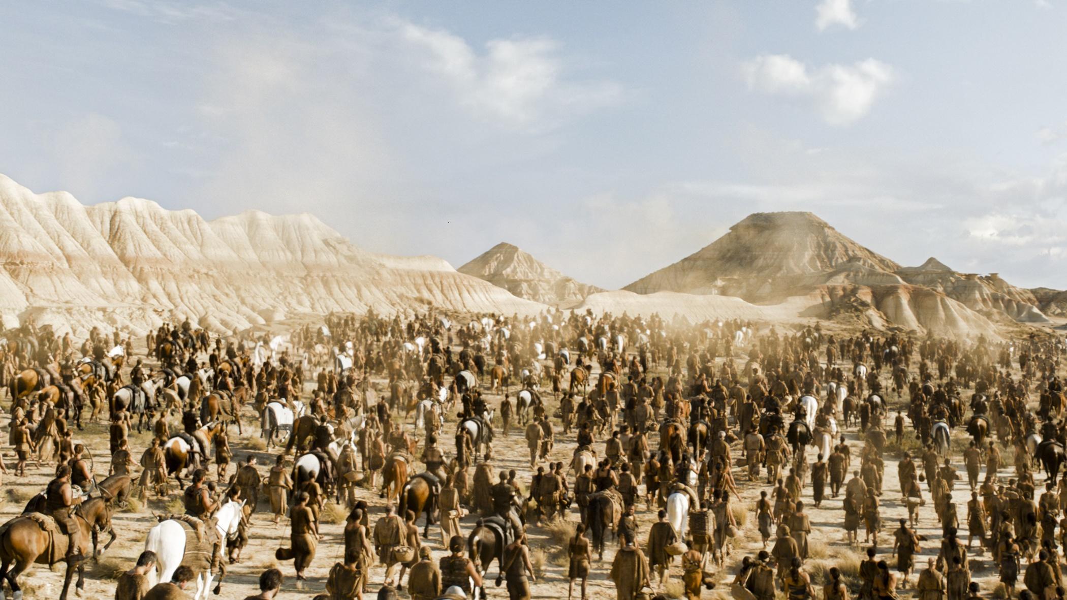 Geschichtsbezüge zu Game of Thrones