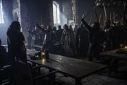 Jon Snow is declared King in The North Season 6 Episode 10 Preview.
