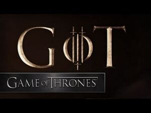 Game of Thrones - Prévia da Terceira Temporada (HBO)