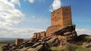 Castillo de Zafra - Exterior