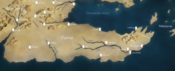 Karte (Dorne)
