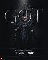 Poster S8 Sansa Stark